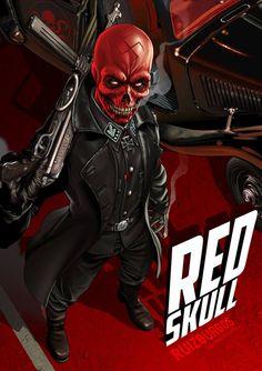 The Red Skull - Marvel Comics
