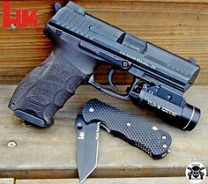 Manufacturer: Heckler & Koch Mod. HK P30 Type - Tipo: Pistol Caliber - Calibre: 40 S&W Capacity - Capacidade: 13 Shot Barrel length - Comp.Cano: 3.85 Weight - Peso: 26.8...