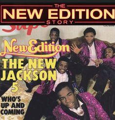 N.E. Brooke Payne, Ralph Tresvant, New Jack Swing, Head Of State, Jackson 5, New Edition, Bobby Brown, Reggae, Hip Hop