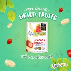 Roadtrippin'? Don't forget to take some frü-licious snack packs with you while you're on the road! #frulicious