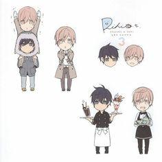 Ten count | До десяти Ten Count, Takarai Rihito, Devilman Crybaby, Deadman Wonderland, Mosquitoes, Bishounen, Manga Boy, Shounen Ai, Anime Chibi