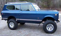 1973 IH Scout II 304ci