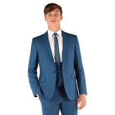 Buy Suits from the Mens department at Debenhams. You'll find the widest range of Suits products online and delivered to your door. Buy Suits, Red Herring, Slim Fit Jackets, Dress Hairstyles, 3 Piece Suits, 1 Button, Debenhams, Dress Suits, Dresses