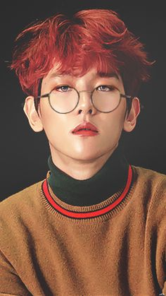 [#EDIT] 17.12.16 - Baekhyun para 'For Life'. (cr.: warm_garcon)