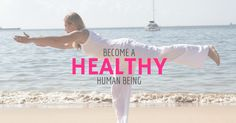 Become a healthy human being - FB