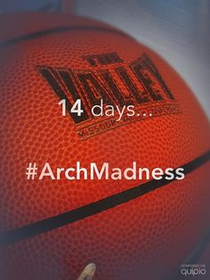 The countdown continues for #ArchMadness