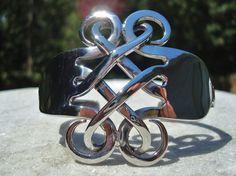 Double Fork Bracelet, Conjoined Forks