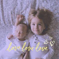 """""""Nei biscotti della vita, le sorelle sono le gocce di cioccolato."""" - Anonimo - #cit #citazione #quote #love #baby #sister #fratelli #sorella #famiglia #family"""