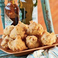 Clam Fritters - 11 Clam Recipes - Coastal Living