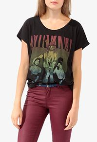 Forever 21 has new band tees!
