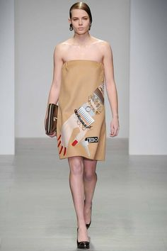 THE MOST PERFECT THING. Of course another chick named Holly made it up.   Holly Fulton | Fall 2014 Ready-to-Wear Collection | Style.com