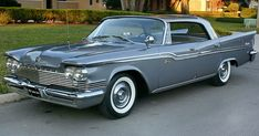 1959 Chrysler Windsor with under 38,000 miles on the clock