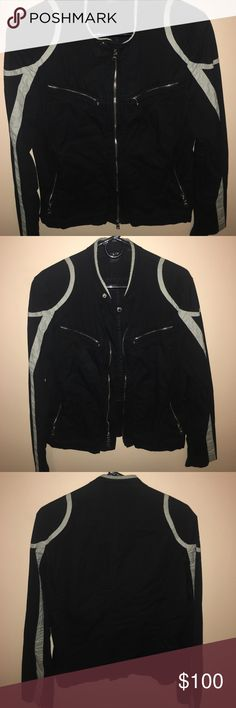 Armani Exchange A|X Men's Classy Jacket Beautiful Armani Exchange A|X Men's Jacket. Bought and only worn once, it was too small for me. Perfect condition. Practically new. A/X Armani Exchange Jackets & Coats