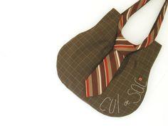 Necktie purse!