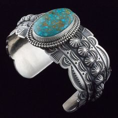 """Navajo """"Old Style"""" Natural Turquoise Mountain Bracelet - STB - Bracelet set silver - Handcrafted Silver Jewellery Online, Silver Jewellery Indian, Navajo Jewelry, Jewellery Shops, Gold And Silver Bracelets, Sterling Silver Bracelets, Silver Ring, 925 Silver, Silver Earrings"""