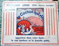Le cochon qui rit #jeu de société Www.jeuxdujardin.fr