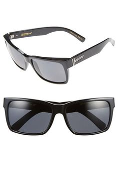 eae184f8771 VonZipper  Elmore  61mm Polarized Rectangular Sunglasses
