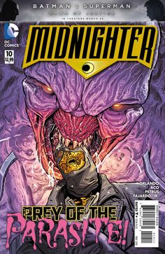 Preview: MIDNIGHTER #10 - Comic Vine