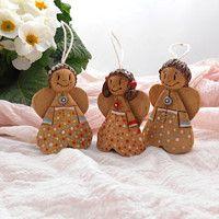 Zboží prodejce Bédina / Zboží | Fler.cz Angeles, Christmas Ornaments, Holiday Decor, Home Decor, Xmas Ornaments, Homemade Home Decor, Angels, Christmas Jewelry, Christmas Baubles