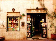 Bookshop en Trastevere
