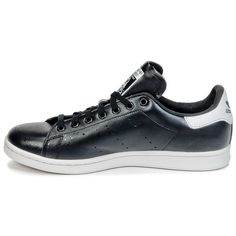 Trainers adidas Originals STAN SMITH Black 350x350