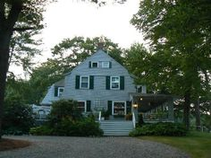 Bufflehead Cove Inn: the inn from the parking area Maine, B & B, Bed And Breakfast, Great Deals, Trip Advisor, House Styles, Travel, Home Decor, Breakfast In Bed