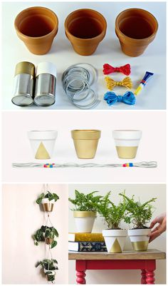 Hanging Planters DarbySmart kit . . . includes everything you need to make the project.