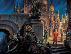 Darrell K. Sweet - The Fires of Heaven - The Wheel of Time