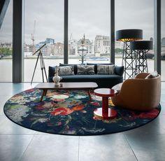 Eden Queen Tapis moooi carpets | Voltex
