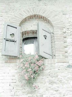 Rosamaria G Frangini - Architecture Windows Old Windows, Windows And Doors, Window View, Window Dressings, Through The Window, Old Doors, Jolie Photo, Window Boxes, Window Shutters