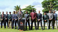 Captains of all teams participating in ICC World T20 this year!