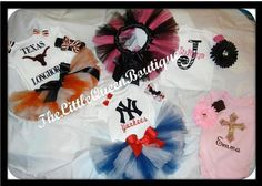 Whether I like it or not, my child will need that cute Yankees outfit!