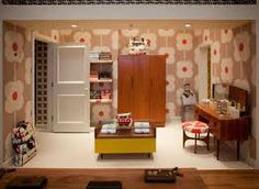 rooms decorated in orla kiely - Google Search