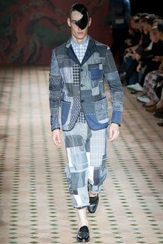 Junya Watanabe Spring 2015 Menswear - Collection - Gallery - Style.com