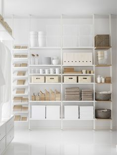 IKEA Elvarli Shelf Unit: Remodelista