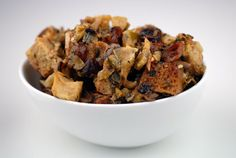Cranberry Apple Stuffing @Elana's Pantry -- #GlutenFree #DairyFree #Paleo