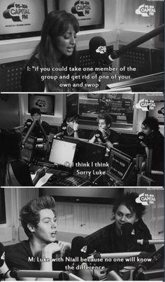 HAHAHAHA sorry Luke!!!
