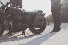 Iron & Resin x Sons Of Trade Introduce The Terrain Pannier | Iron & Resin