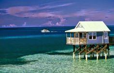 cabin+on+water.jpg (600×382)