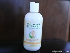 Mother's Therapy Organics Giveaway 12/7 - Things That Make People Go Aww