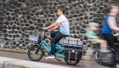 Tern GSD. La nuova bicicletta elettrica tuttofare