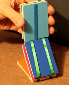 More- stocking stuffers- Jacob's Ladder (Tutorial), Handmade Gifts for Kids Projects For Kids, Diy For Kids, Craft Projects, Crafts For Kids, Arts And Crafts, Bible Crafts, Paper Crafts, Jacob's Ladder, Operation Christmas Child