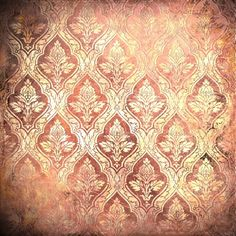 golden background with patterns ❤ liked on Polyvore featuring backgrounds, wallpaper, gold and paper