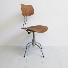 Eiermann SE 40 Chair Teak