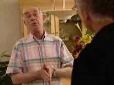 Literally, one of the funniest bits I've ever seen.  Curb Your Enthusiasm with Larry David, Richard Kind and the incredible Shelley Berman who makes it all work.