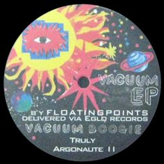 Floatingpoints - Vacuum EP