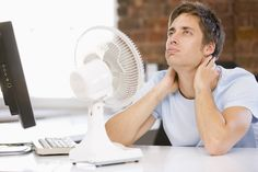 6 ways to improve AC performance without calling an HVAC company - Clark Howard Evaporative Cooler, Hot House, Ares, Heating And Air Conditioning, Real Estate Houses, Summer Months, Work From Home Jobs, Home Repair, Health And Wellbeing