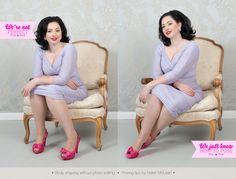 Posing tip: Lengthen the legs. | Helen McLean Photography
