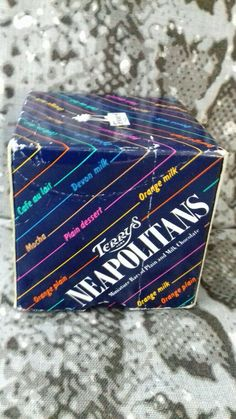 Terrys Neapolitans , these were the best chocolates in the world! Suchard Chocolate, Milka Chocolate, Cadbury Dairy Milk Chocolate, Terry's Chocolate Orange, Chocolate Mugs, Chocolate Shop, Best Chocolate, 80s Sweets