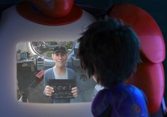 "Big Hero 6 -Don Hall and Chris Williams Talk ""Tadashi is Here"" from Big Hero 6"